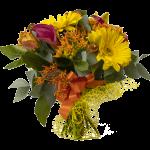 Bouquet fiori misti colorati