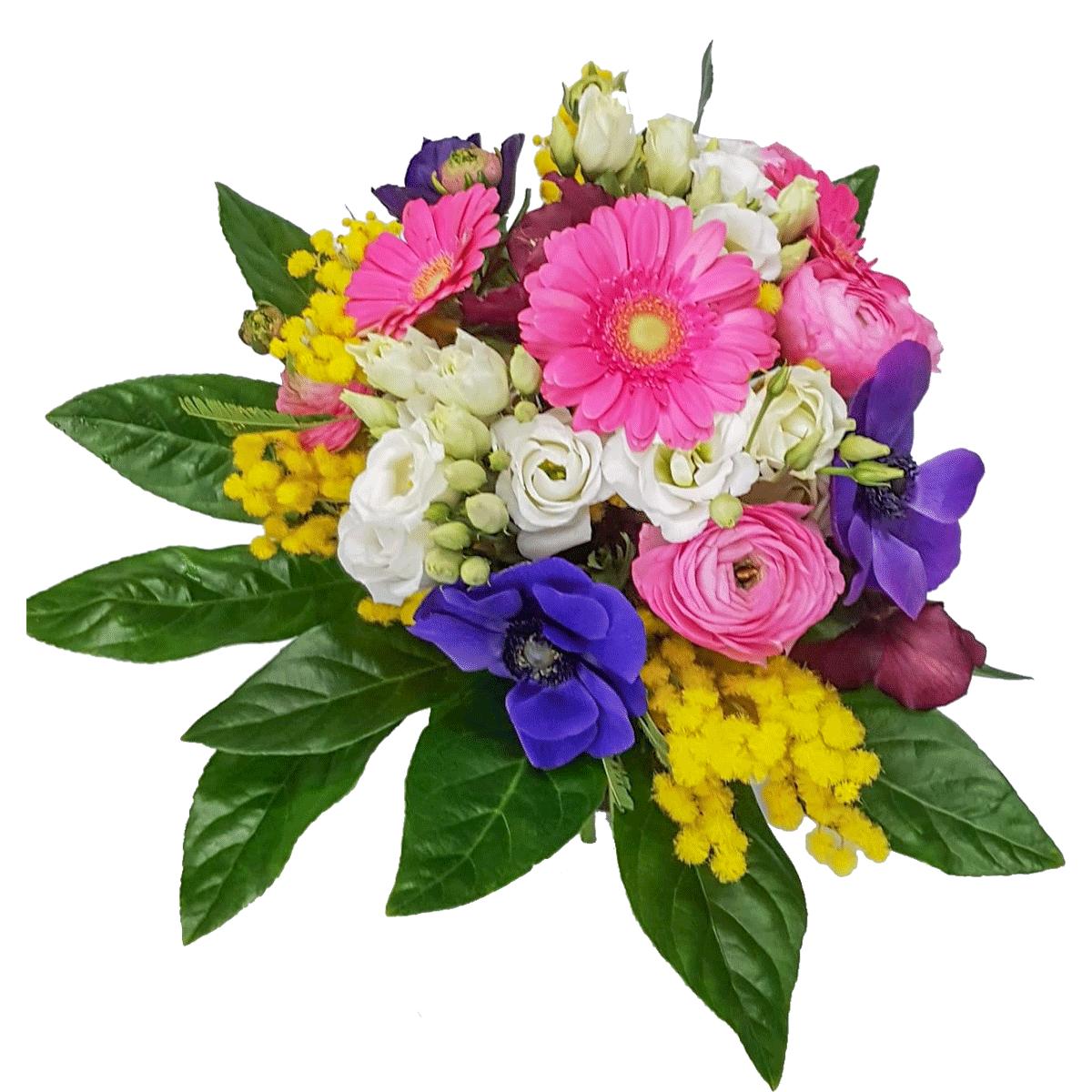 Bouquet fiori misti di stagione