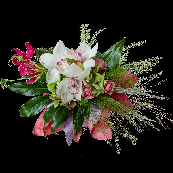 Bouquet gloriosa rodscilliana