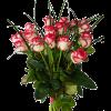 Mazzo rose Jumilia